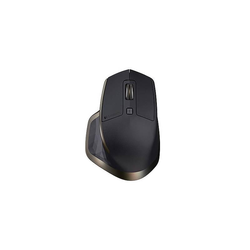 LOGITECH - Souris MX Master Wireless Mouse for Business Météorite